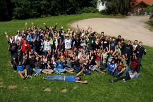 Sommercamp 2012
